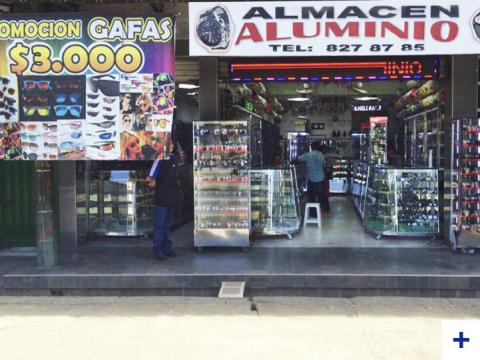 Almacen Aluminio