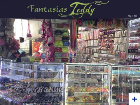 Fantasias Teddy